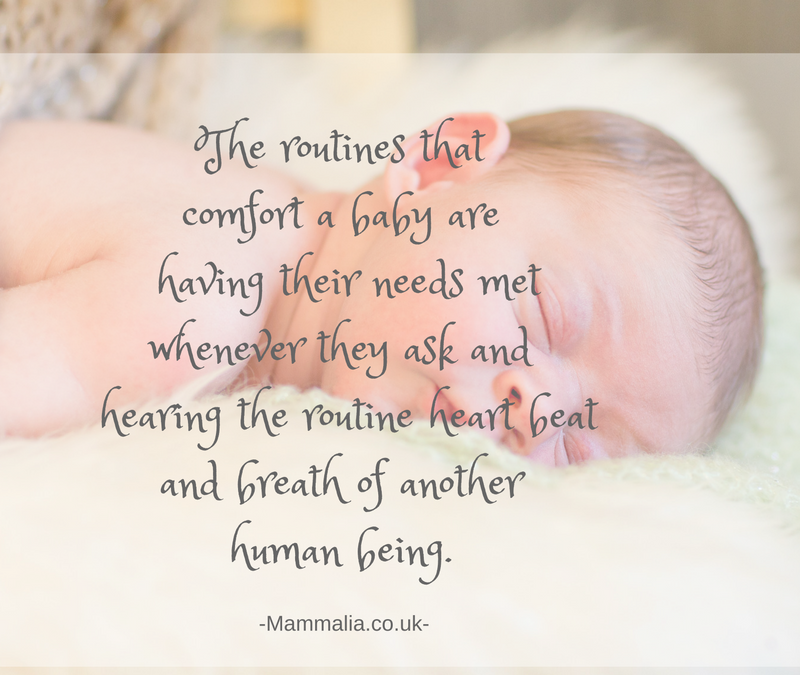 Sleep Routines for Babies: 4 secrets you should know